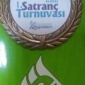 Adıyaman Belediyesi Ulusal Satranç Turnuvasında  1.PELİN BAYIR