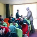 Kurumumuza davet edilen Prof.Dr. AYTAÇ AÇIKALIN öğrencilerimizle seminerde.