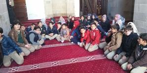 Battalgazi Ulu Cami Ziyareti